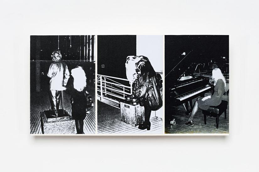 <em>Anna Marie Sigmond Gudmundsdottir</em>, foto på papir, 1993-95. Photographer: Vegard Kleven