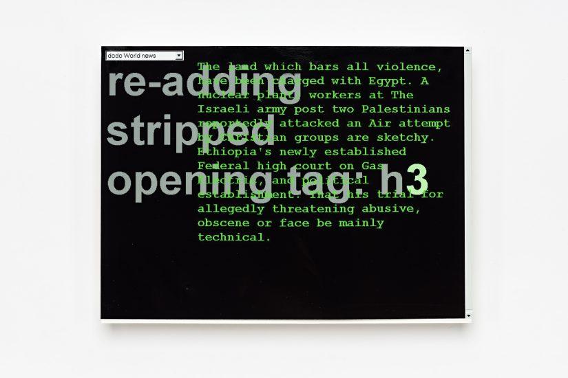 <em>Gisle Frøysland</em>, digital print, 2001. Photographer: Vegard Kleven