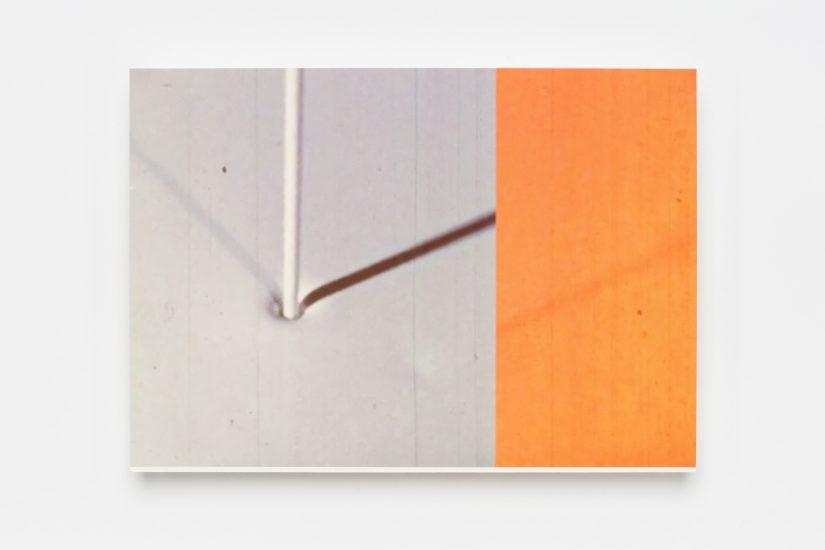 <em>Anne Marthe Dyvi</em>, trykk basert på videocollage, 2017. Photographer: Vegard Kleven
