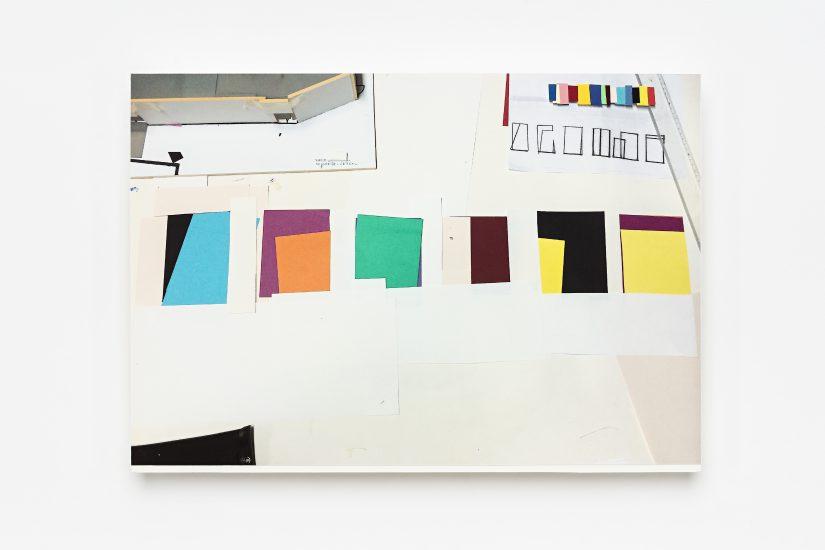 <em>Hennie Ann Isdahl</em>, digital trykk på papir, 2015. Photographer: Vegard Kleven
