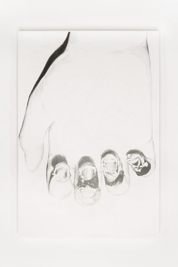 <em>Hanne Grieg Hermansen</em>, blyant på papir, 2010. Photographer: Vegard Kleven