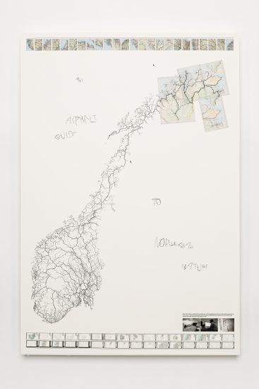 <em>Åge Peterson</em>, print på papir, 2011. Photographer: Vegard Kleven