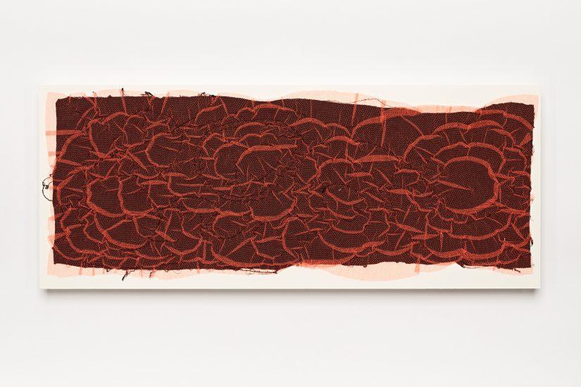 <em>Signe Halle</em>, tekstil, 1986. Photographer: Vegard Kleven
