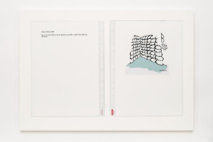 <em>Beathe C. Rønning</em>, inkjet print, 2006. Photographer: Vegard Kleven