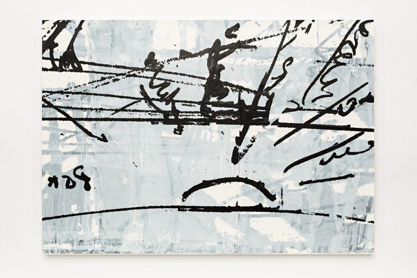 <em>Torgrim Wahl Sund</em>, tusj, blekk, silketrykk på papir, 2008. Photographer: Vegard Kleven