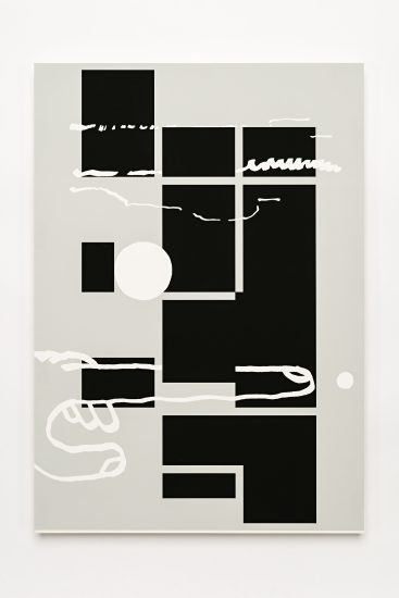 <em>Magnus Nyquist</em>, tusjtegning og digital layout på papir, 2013. Photographer: Vegard Kleven