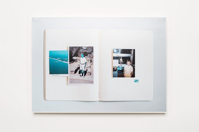 <em>Andrew Amorim</em>, digital collage, 2017. Photographer: Vegard Kleven