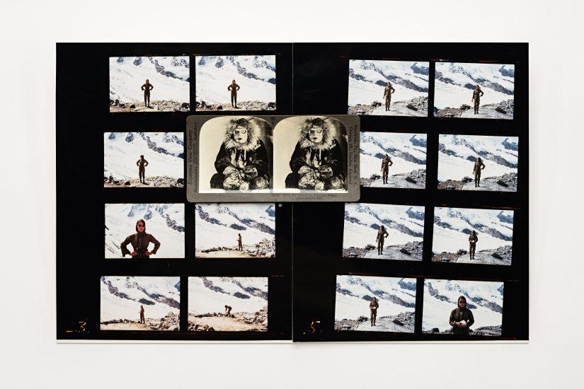 <em>Tonje Bøe Birkeland</em>, kontaktkopi på Fujicolor Crystal Archive Paper, 2017. Photographer: Vegard Kleven