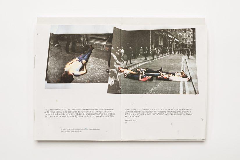 <em>Eline McGeorge</em>, artist book, 2012. Photographer: Vegard Kleven