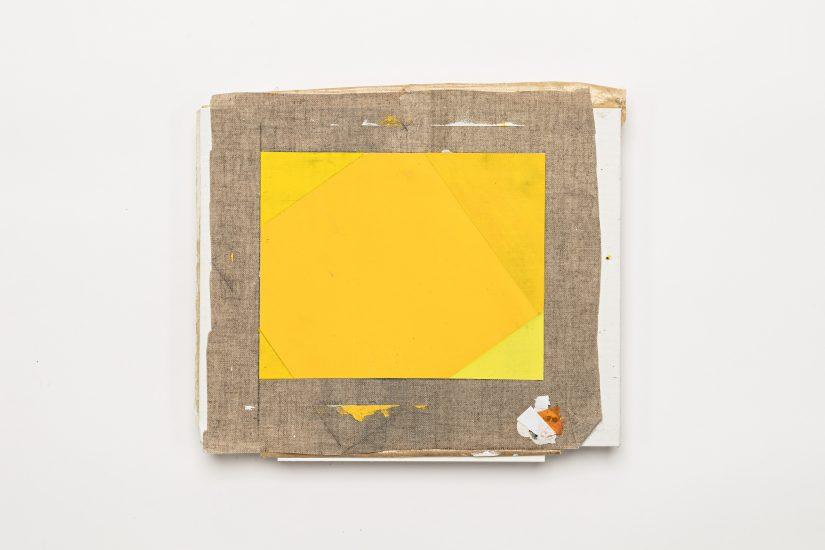 <em>Sveinung Rudjord Unneland</em>, akryl på lerret og limt på maleplate, 2009. Photographer: Vegard Kleven