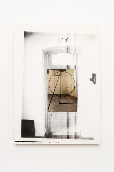 <em>Brit Bøhme</em>, foto på papir, 1993. Photographer: Vegard Kleven