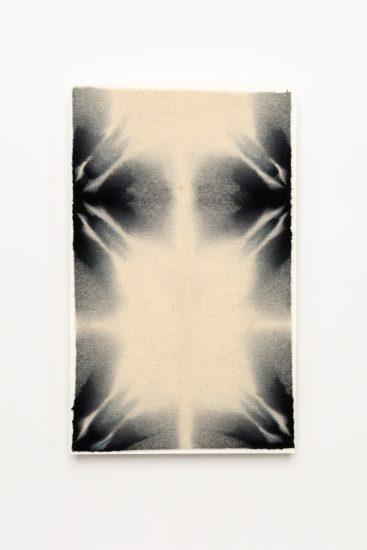 <em>Trine Mauritz</em>, brettede og innfargede deler i ull, 1996. Photographer: Vegard Kleven
