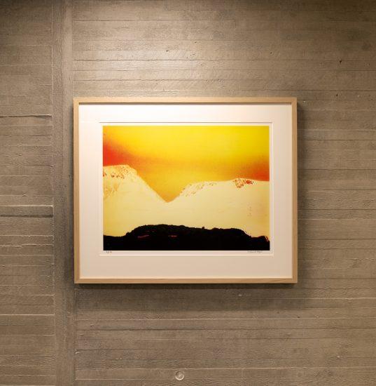 <em>Mountain of the Mind (2)</em>, Marianne Heske. Photographer: Pål Hoff