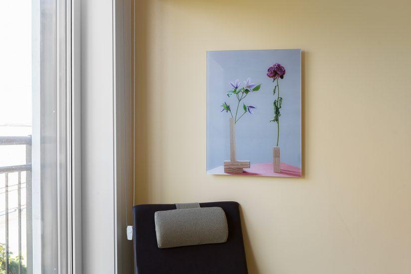 <em>Disse blomstene visner aldri</em>, Marthe Elise Stramrud. Fotograf: Øystein Thorvaldsen