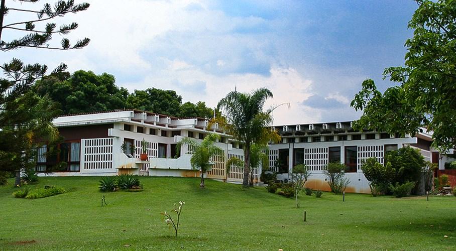 <em>Den norske ambassaden i Brasilia</em>, Brasil. Fotograf: Pat Kilgore