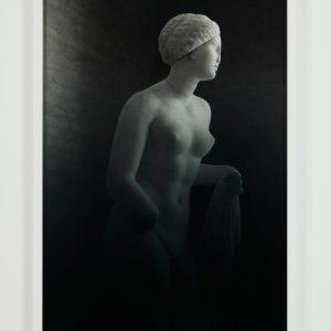 Espen Gleditschs Aphrodite of Knidos er en del av fotoserien Faded Remains. Foto: Thor Brødreskift