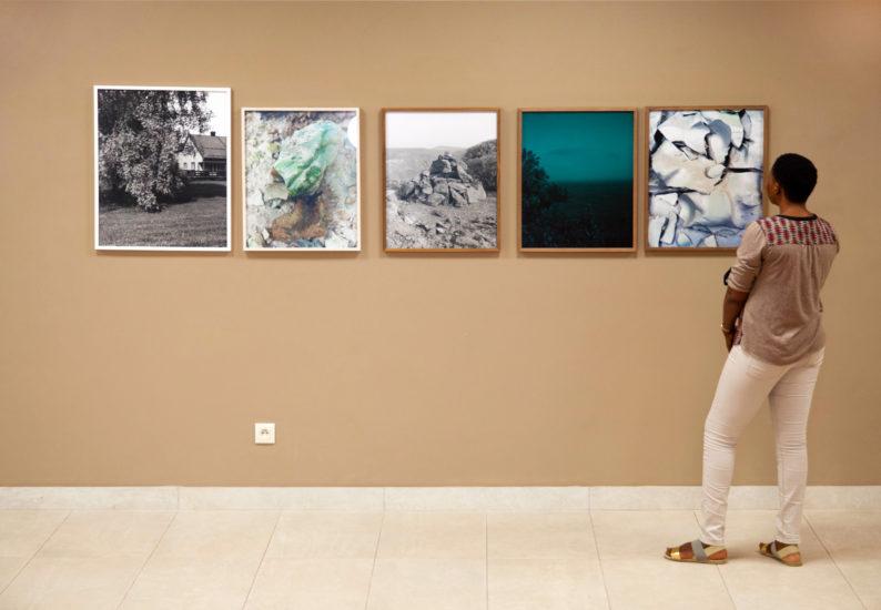 <em>Fotoserie</em>, Linn Pedersen. Fotograf: Oumou Diarra