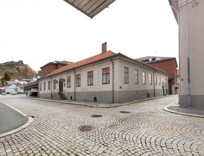<em>Halden tingrett</em>, Østfold. Fotograf: Werner Zellien