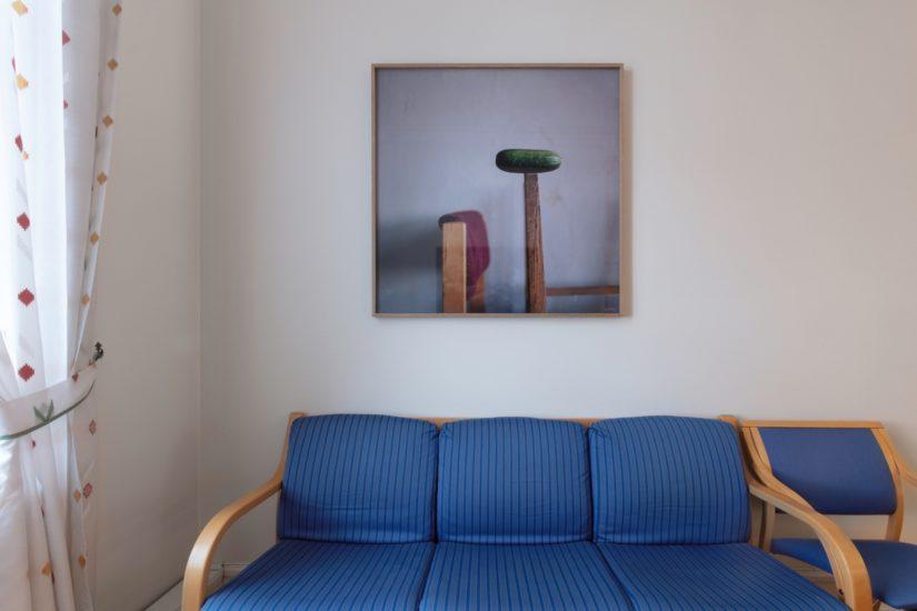<em>Slumpens ordning (3)</em>, Margareta Bergman. Fotograf: Werner Zellien