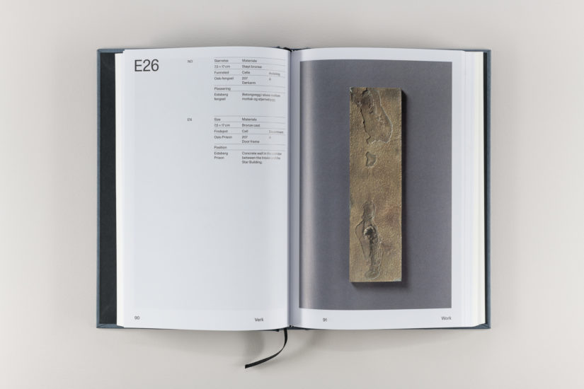 <em>Bok, To accept theirs, to make it mine, to wish it for myself</em>, Liv Bugge. Photographer: Istvan Virag