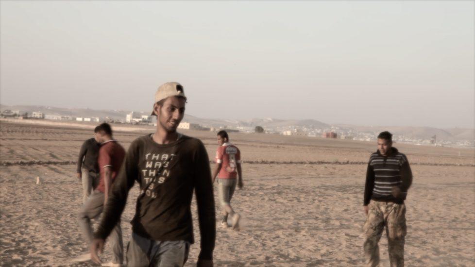 <em>That was then... This is now</em>, stillbilde fra video, Ayman Alazraq  og Emanuel Svedin.