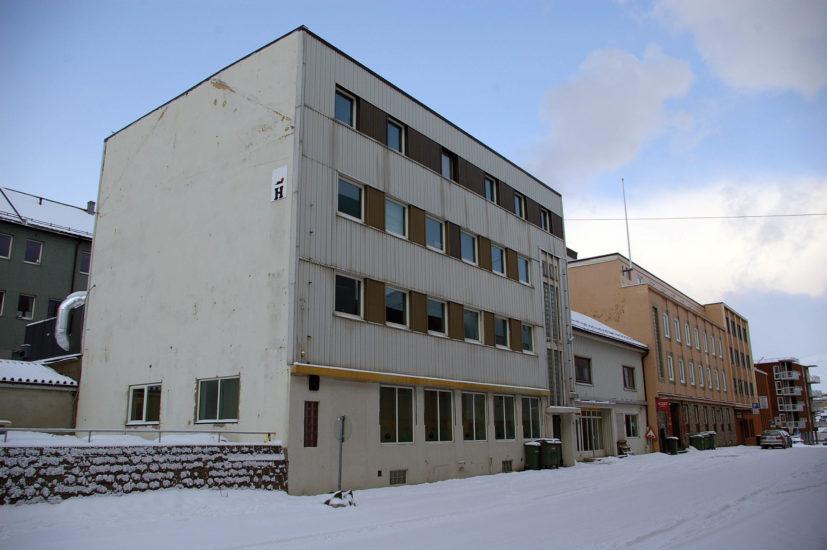 <em>Skatteetaten - Skatt Nord Hammerfest</em>, Finnmark. Fotograf: Marianne Heier