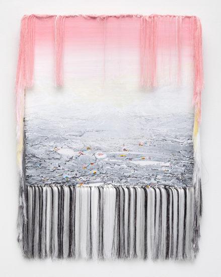 <em>Nuvvos Áilegas / Fjeld Unseen</em>, Outi Pieski. Fotograf: Kristin Hjellegjerde Gallery