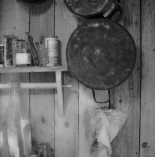 <em>The ideal state (Kitchen utensils)</em>, Una Hunderi. Photographer: Una Hunderi
