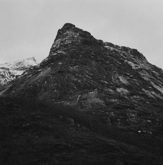 <em>The ideal state (A mountain somewhere in Lofoten)</em>, Una Hunderi. Photographer: Una Hunderi