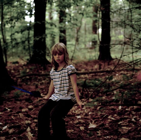 <em>The ideal state (What do you want to be when you grow up? - Peaceful)</em>, Una Hunderi. Photographer: Una Hunderi