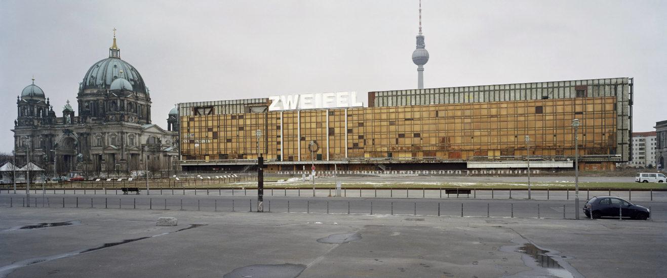 <em>Palast des Zweifels</em>, Lars Ramberg. Fotograf: Werner Zellien