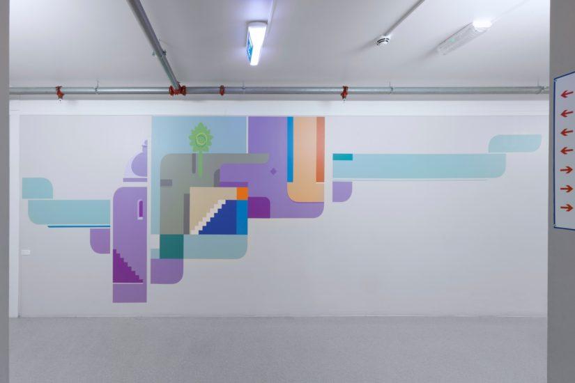 <em>Simultaneous Transitions</em>, Juan Brito Vargas. Photographer: Werner Zellien