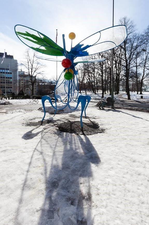 Kunst i Oslo kommune