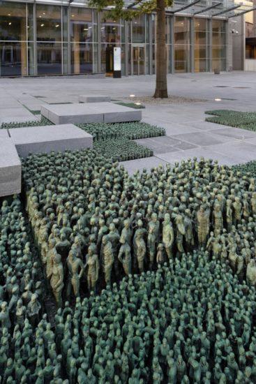 <em>Grass Roots Square</em>, Do Ho Suh. Photographer: Trond A. Isaksen