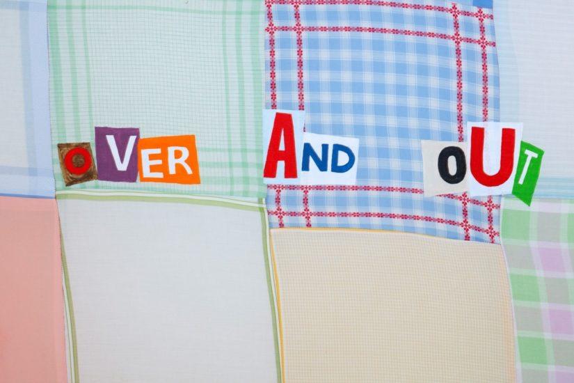 <em>Over and out</em>, Christensen Sara. Photographer: Trond A. Isaksen