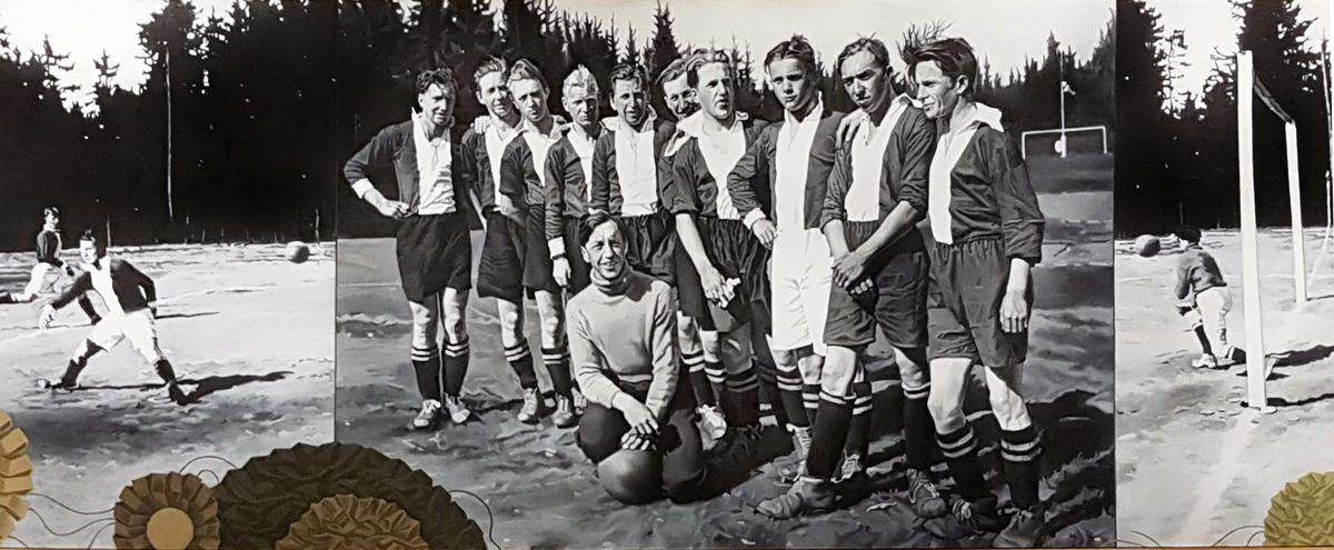 <em>30. juli 1933</em>, Hanne Nielsen. Fotograf: KORO/Cathrine Wang