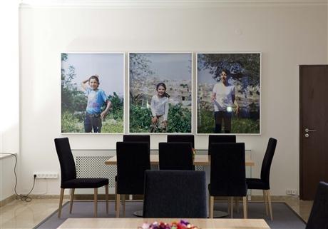 <em>Hva vil du bli når du blir stor?</em>, Hilde Honerud. Photographer: Hilde Honerud