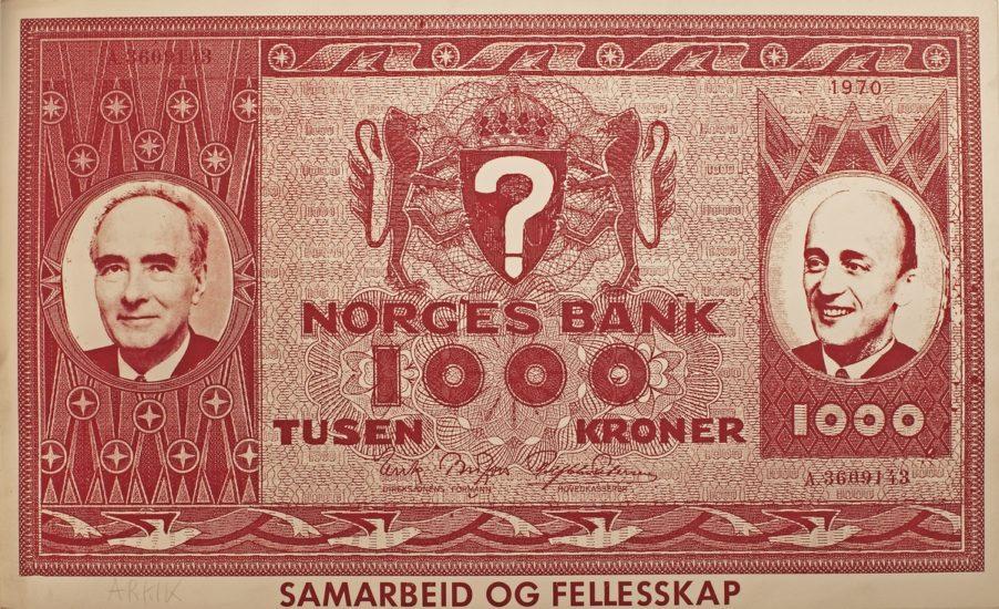 <em>Samarbeid og fellesskap</em>, Bjørn Melbye Gulliksen. Photographer: Trond A. Isaksen