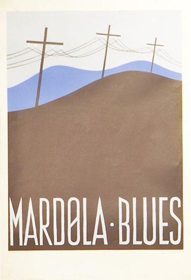 <em>Mardøla blues</em>, Egil Storeide. Photographer: Trond A. Isaksen