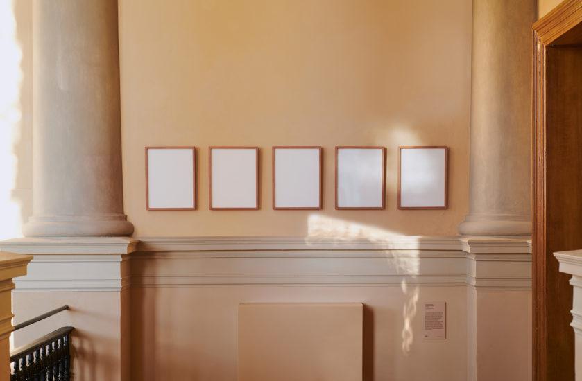 <em>Vi skal ikke lage lærebøker (2019-2028)</em>, Marthe Ramm Fortun. Photographer: Pål Hoff