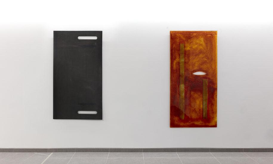 <em>L:B og IIO (ild)</em>, Johanne Hestvold. Fotograf: Werner Zellien