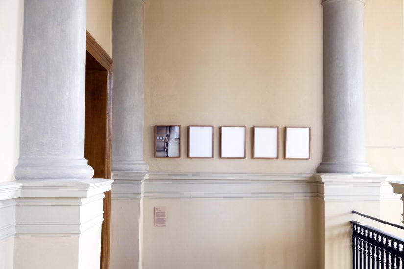 <em>Vi skal ikke lage lærebøker 2019</em>, Marthe Ramm Fortun. Photographer: Åshild Sunde Feyling Thorsen