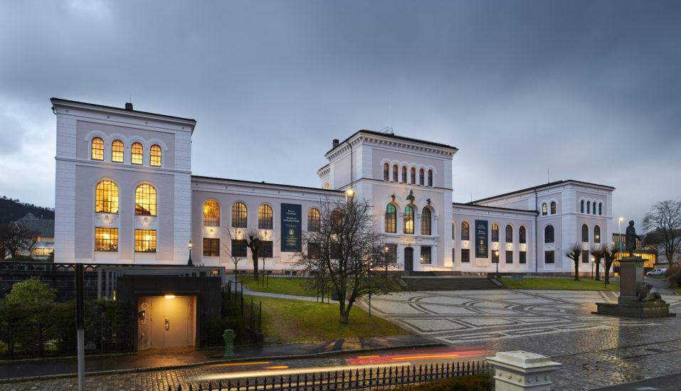 <em>UiB Universitetsmuseet</em>, Bergen. Fotograf: Pål Hoff