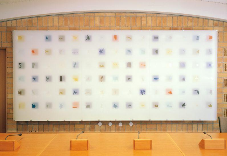 <em>KART/MAP</em>, Hanne Heuch. Fotograf: Jaro Hollan