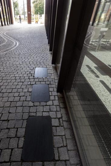 <em>Detalj, Rettstegning</em>, Lotte Konow Lund. Photographer: Werner Zellien