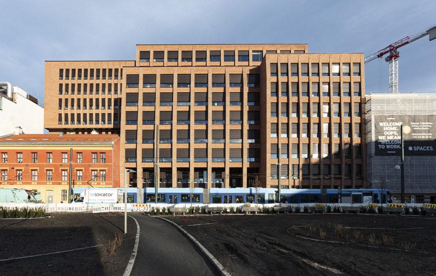 <em>Domus Juridica</em>, UiO Universitetet i Oslo. Fotograf: Werner Zellien