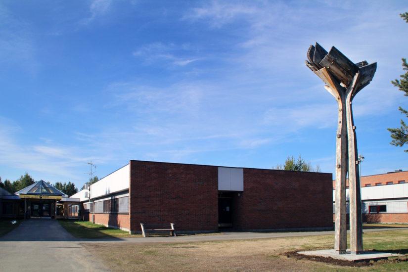 <em>Runebomme-hammeren</em>, Iver Jåks. Fotograf: KORO