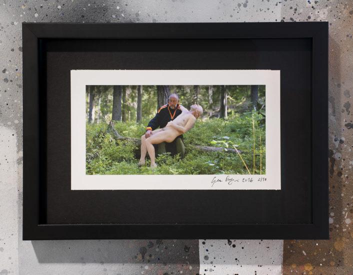 <em>Biru Bonju - Fucking Gay - Jævla homo</em>, Gjert Rognli. Photographer: Ingun A. Mæhlum
