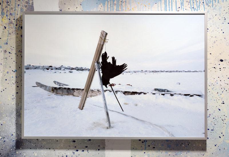 <em>Hunting Structures (1)</em>, el Nango. Fotograf: Ingun A. Mæhlum