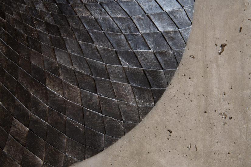 <em>Stor klode - Liten klode</em>, Solveig Ovanger. Fotograf: Ingun A. Mæhlum